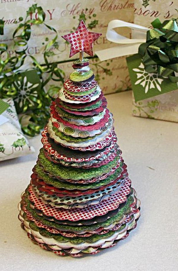 30 creative christmas tree decorating ideas for 2014 christmas tree decoration