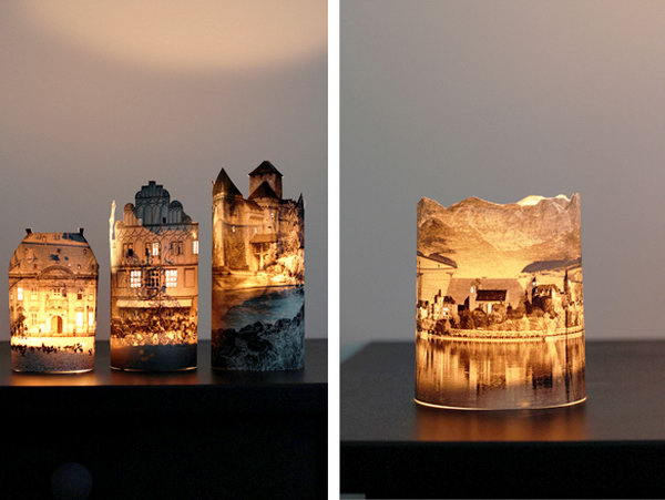 DIY Light Houses.
