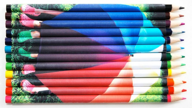 Photo Pencil Covers.