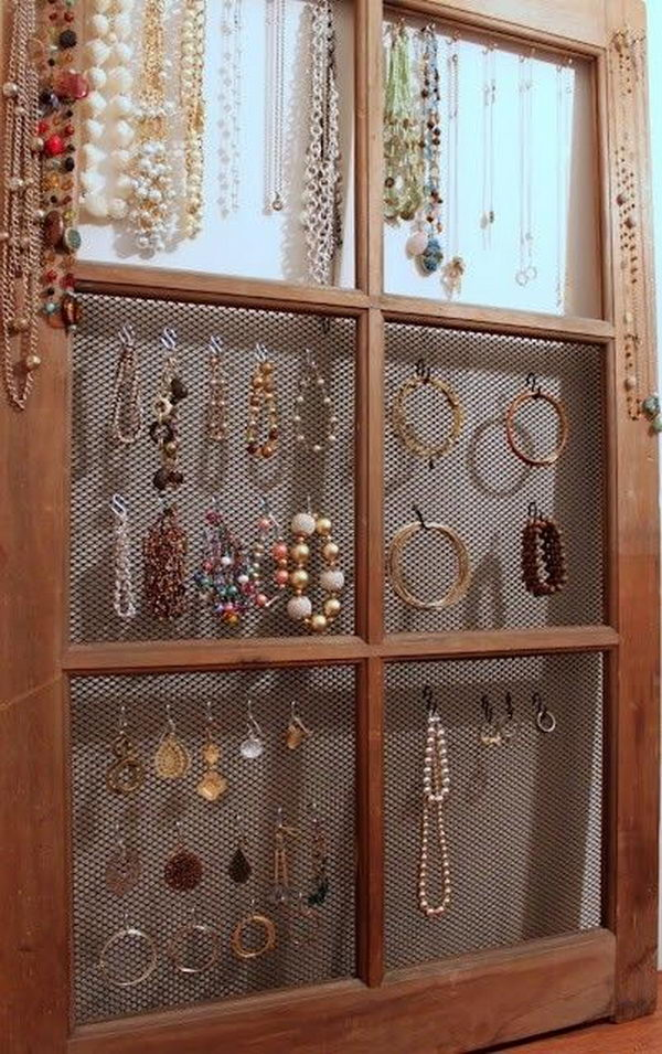 30 Creative Jewelry Storage Amp Display Ideas Styletic