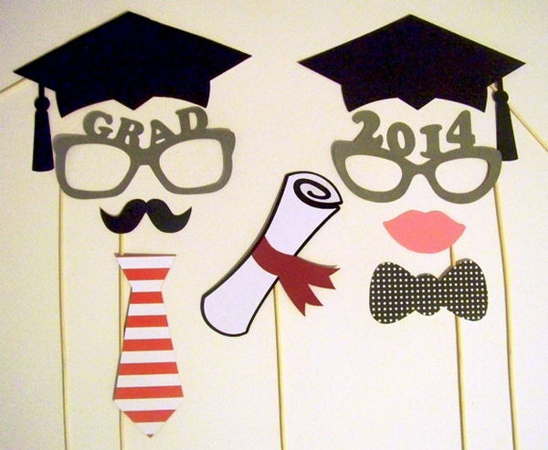 graduation pictures ideas 2015 - 25 DIY Graduation Party Decoration Ideas