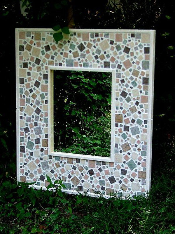 20 Creative Ideas For Reusing Leftover Ceramic Tiles