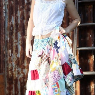 20 Cool Handmade Girl Skirts