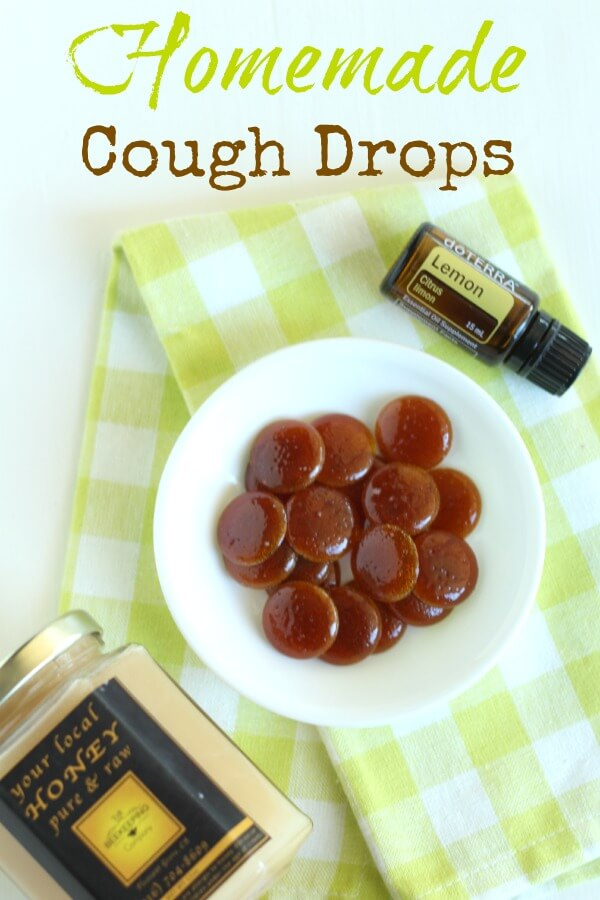 6 homemade cough drops and syrups recipes