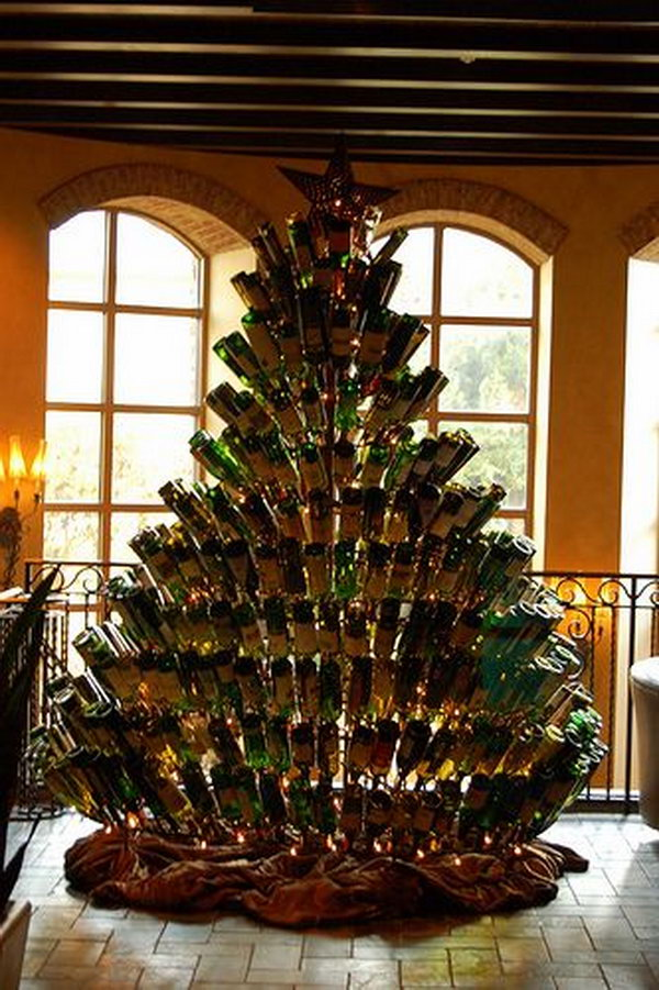 30 creative christmas tree decorating ideas Ideas for decorating a christmas tree