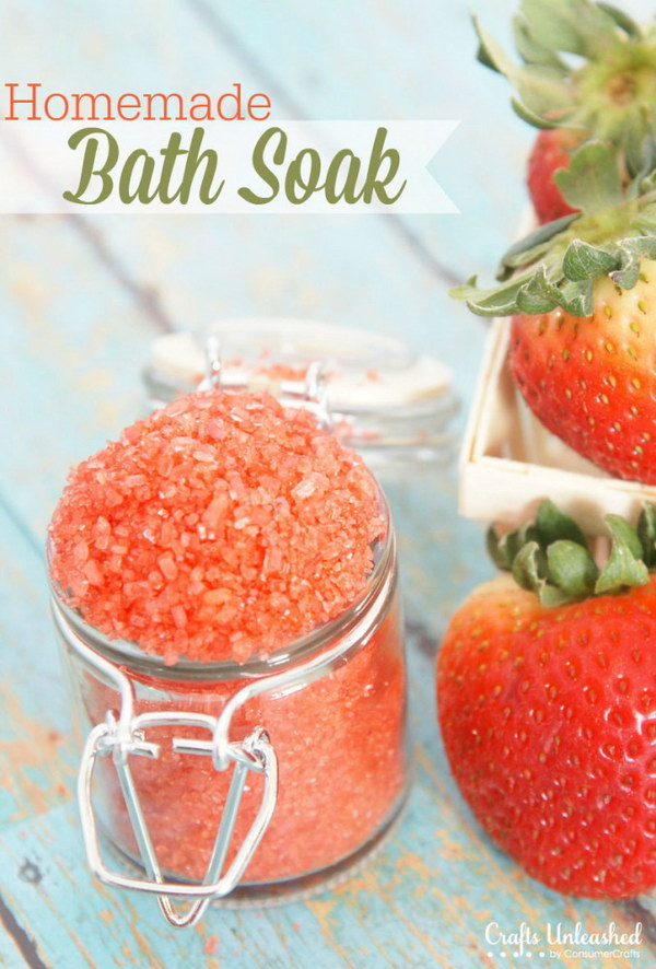 Homemade Bath Salt Recipes Amp Tutorials