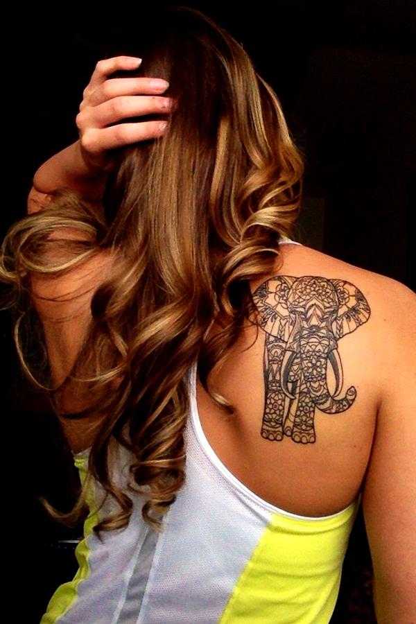 9 cool elephant tattoo ideas