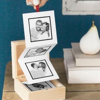 20 DIY Photo Gift Ideas & Tutorials