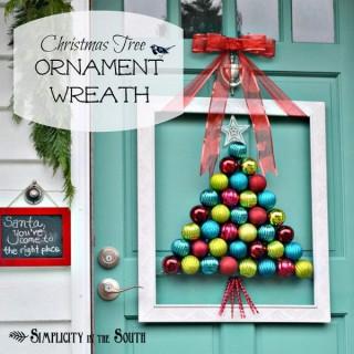 25 DIY Ideas & Tutorials for Christmas Decoration