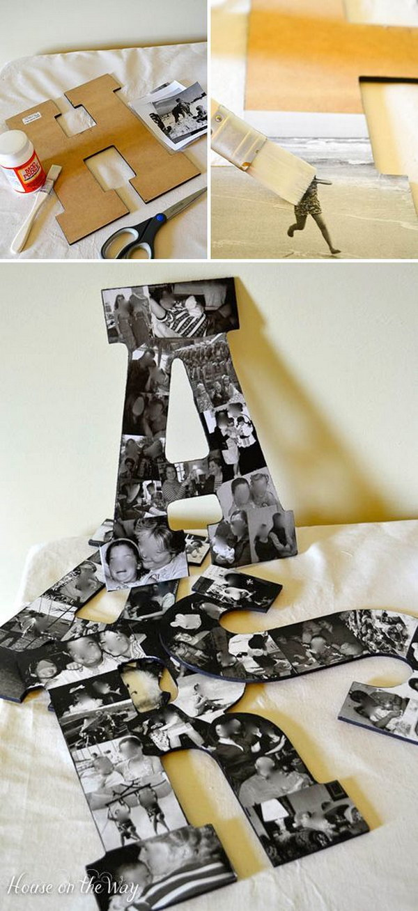 20 DIY Photo Gift Ideas & Tutorials | Styletic