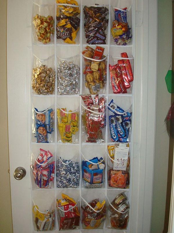Snack Door.
