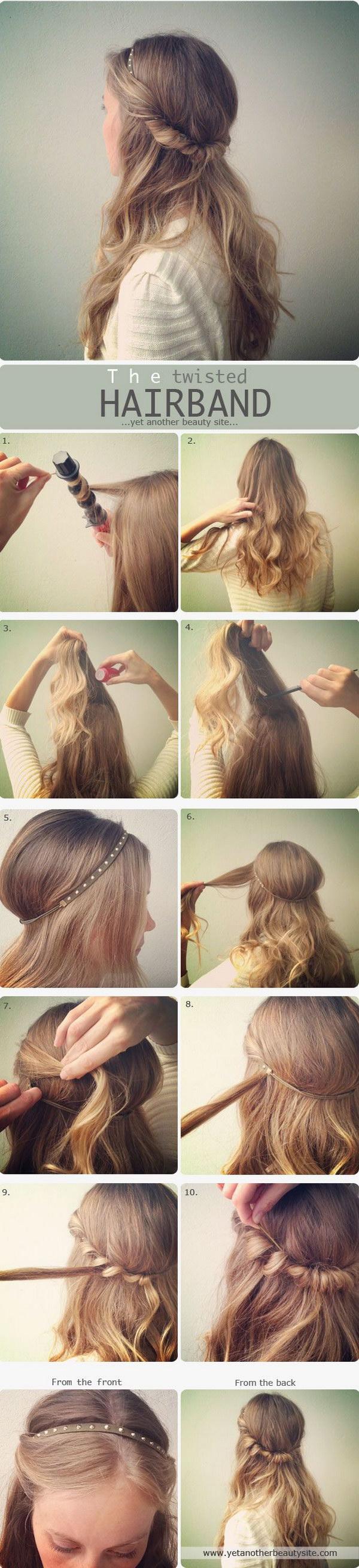 Pleasant 55 Stunning Half Up Half Down Hairstyles Styletic Short Hairstyles Gunalazisus