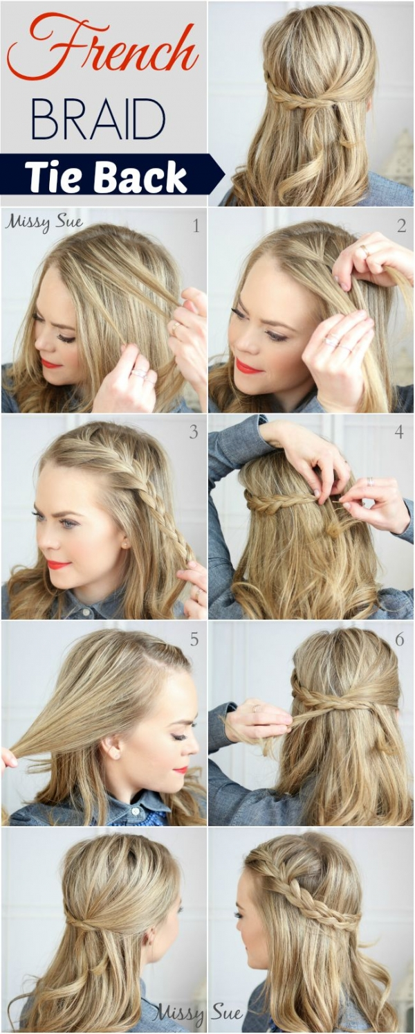 35 half up half down hairstyles
