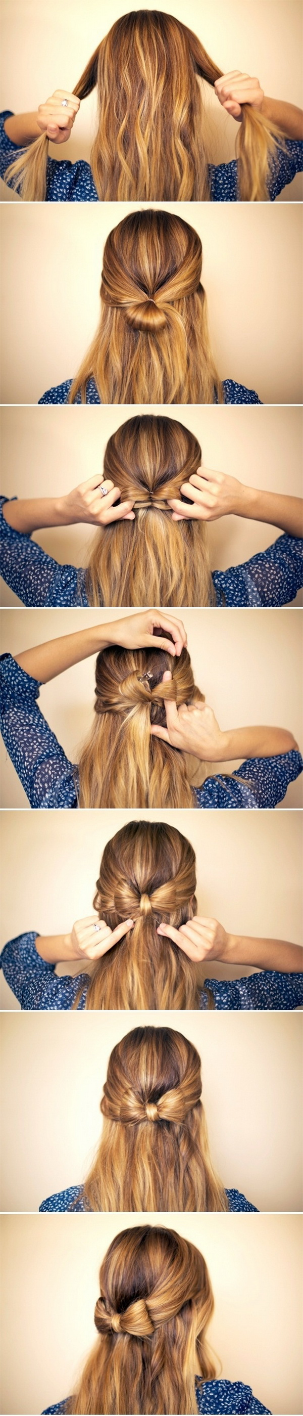 Half Up Half Down Wedding Hairstyles.