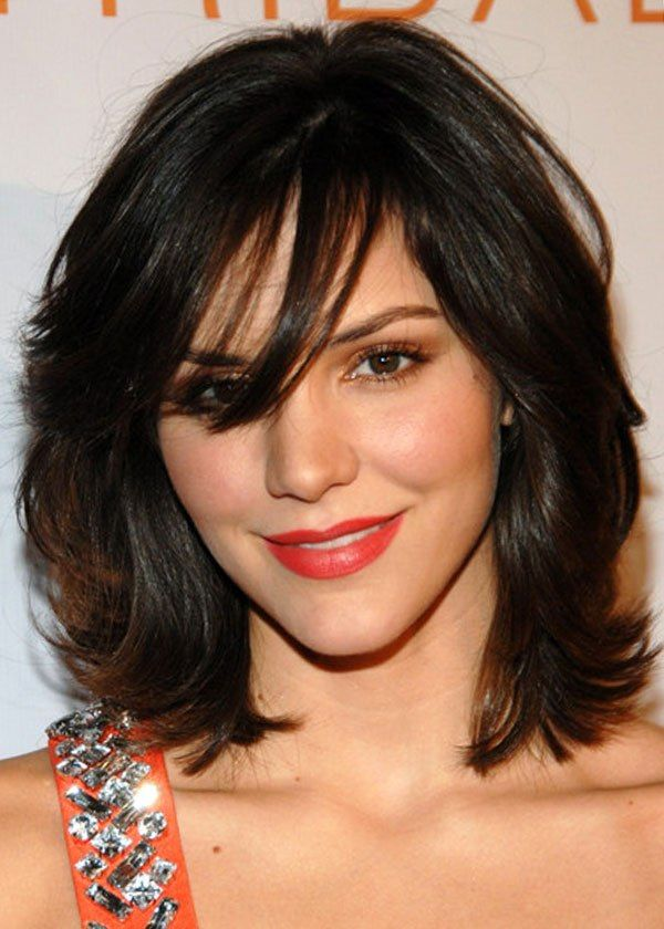 60+ Popular Shoulder Length Hairstyles - Cute Half Up Half Down Hairstyles