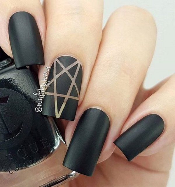 60 Pretty Matte Nail Designs | Styletic