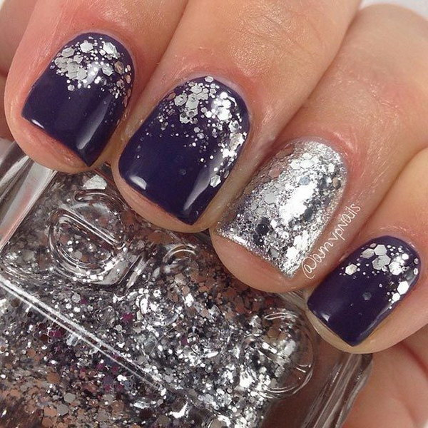22 nail designs for short nails