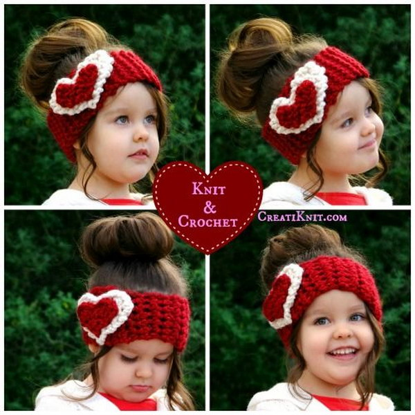 Free Cute Head Warmer Patterns in Knit and Crochet