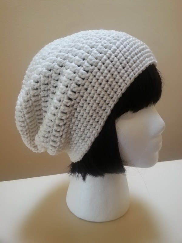 Free Crochet Pattern Slouchy Hat With Brim : 25 Easy Crochet Hats with Free Tutorials
