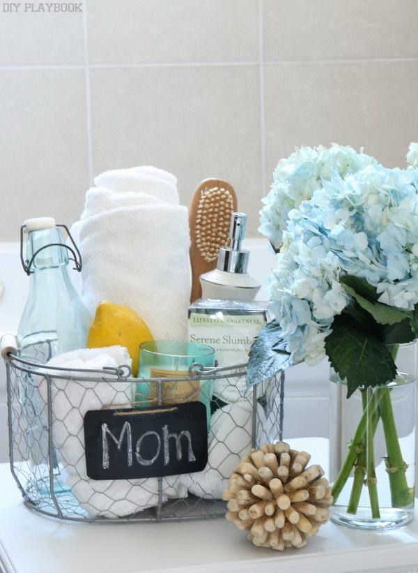 Self Care Spa Day At Home Diy
