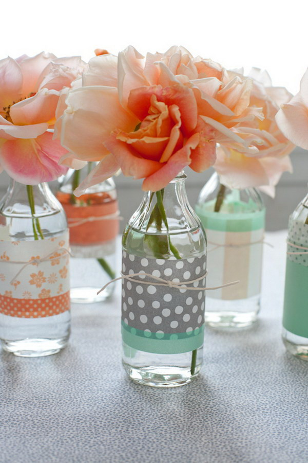 Customized Flower Vase.