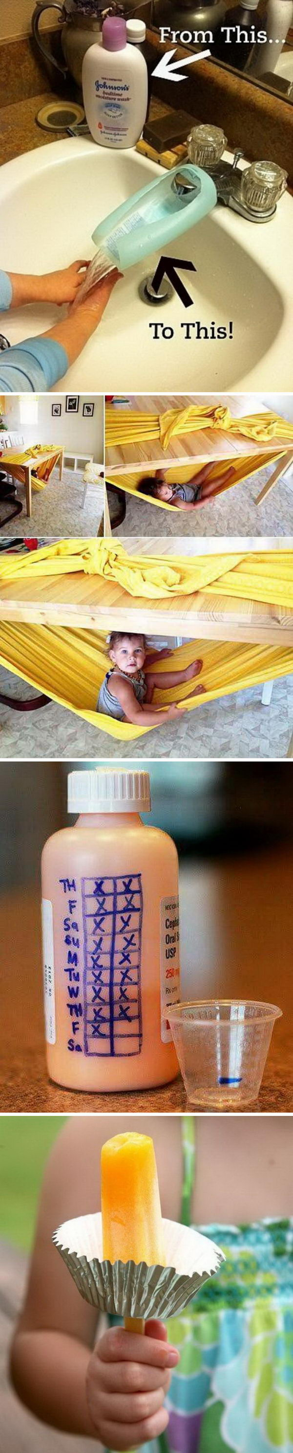 Practical Parenting Hacks For Kids.