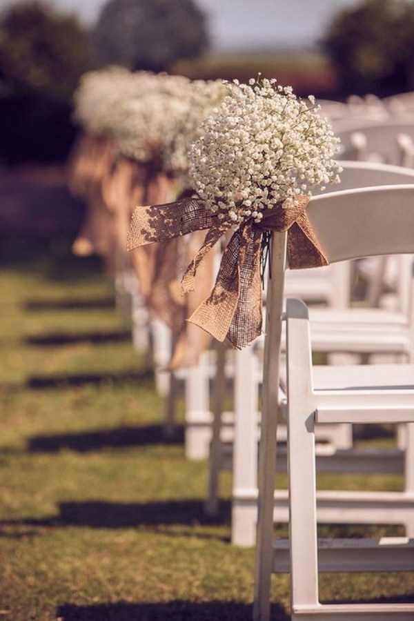 50 Beautiful Rustic Wedding Decorations Styletic