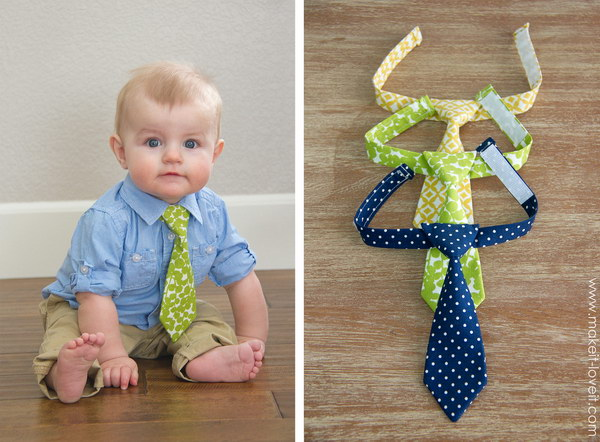 Cute Little Guy Ties