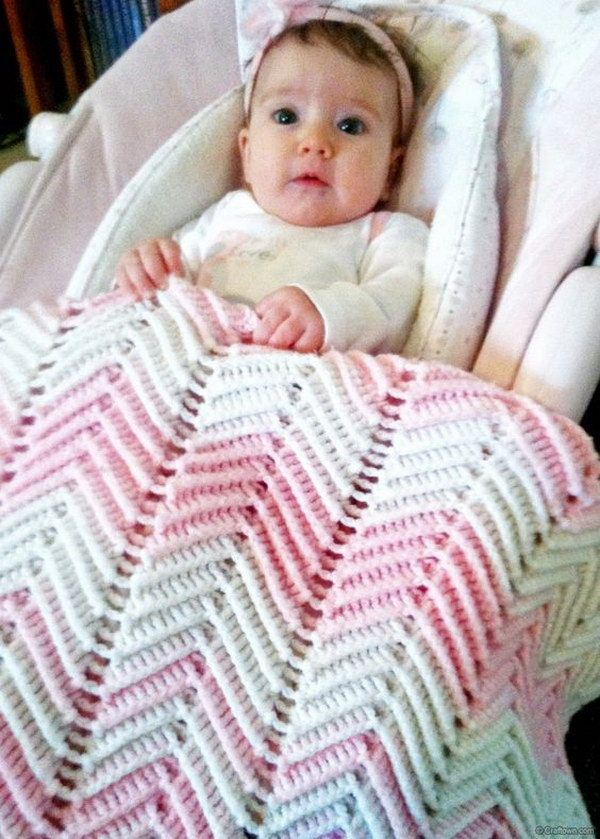 Crochet Patterns Tutorial : 20+ Awesome Crochet Blankets With Tutorials and Patterns