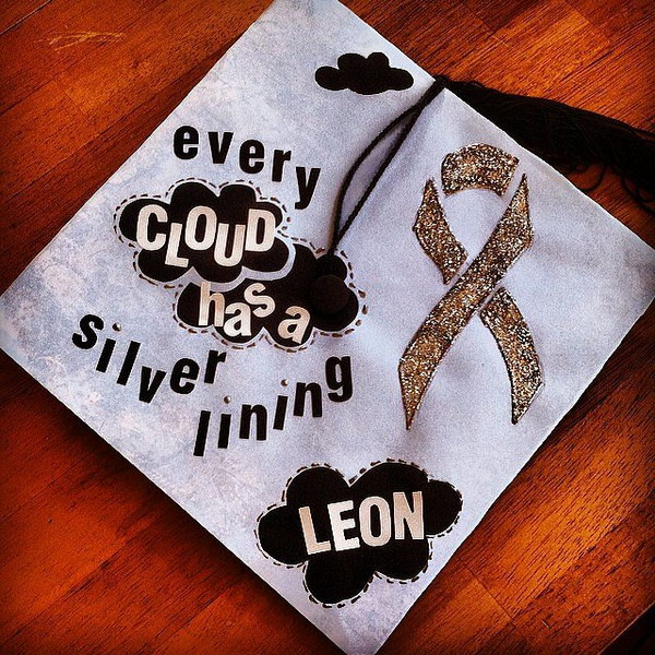 Every Cloud Has A Silver Lining Leon