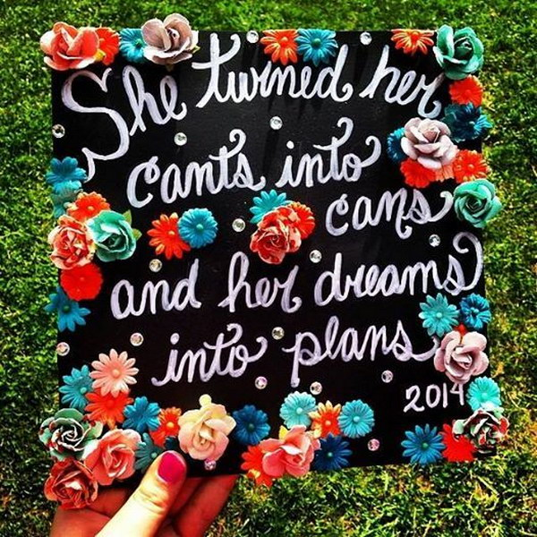 She Turned Her Can't Into Cans And Her Dreams Into Plans
