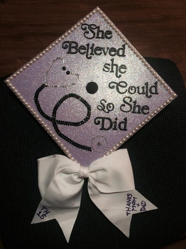 50 amazing graduation cap decoration ideas styletic