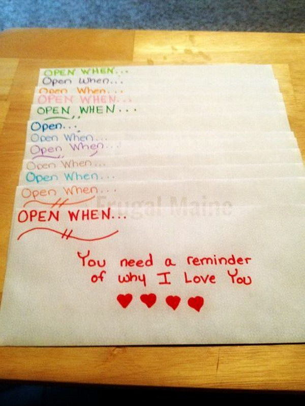Love Letters For Your Boyfriend Tumblr