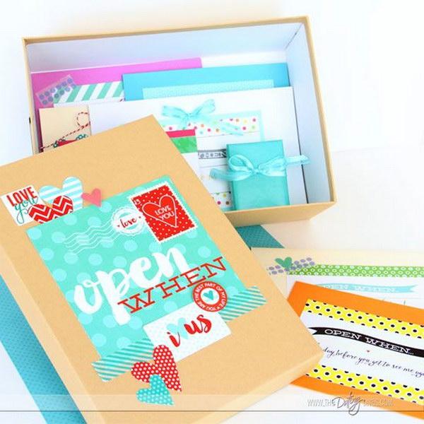 Open When Letters Kit.