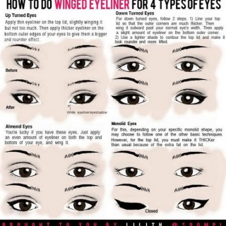 Easy Eyeliner Tips & Hacks