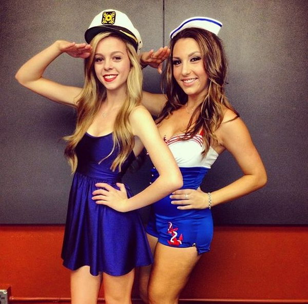 20 best friend halloween costumes for girls sailors halloween costume solutioingenieria Images