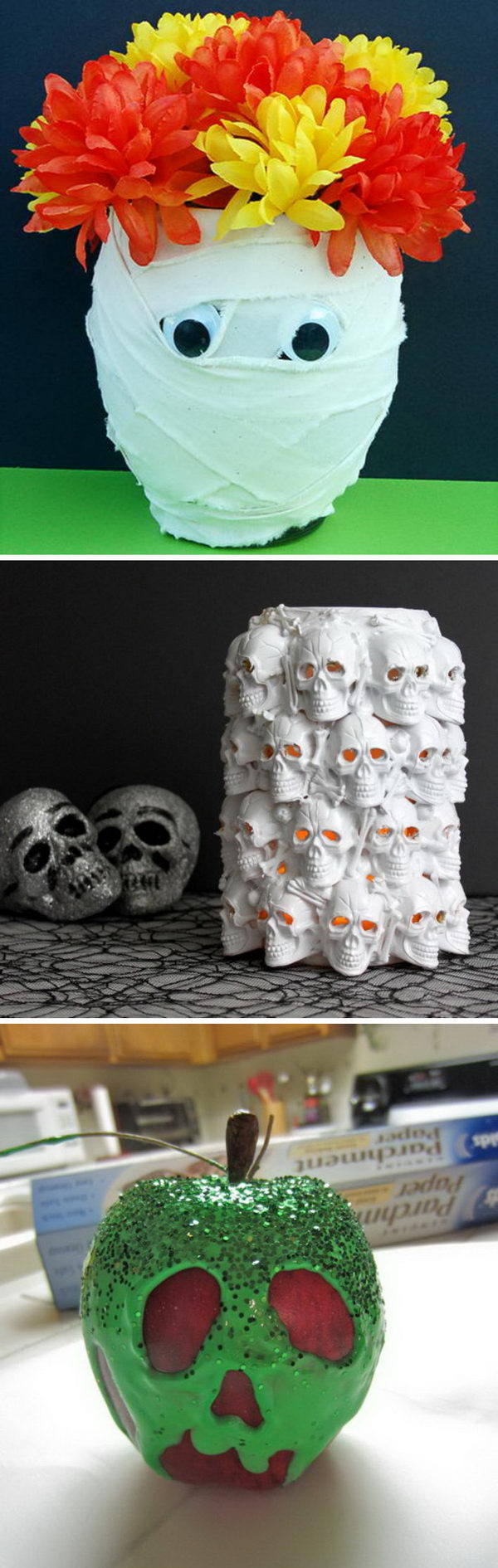 Dollar Store DIY Projects for Halloween.