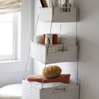 Cool Dollar Store Organizing & Storage Ideas