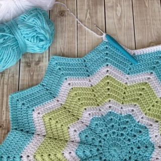 20+ Free Crochet Blanket Patterns with Lots of Tutorials