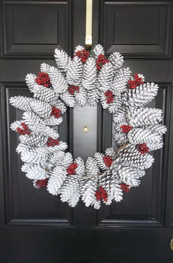 30 Creative Diy Wreath Ideas And Tutorials