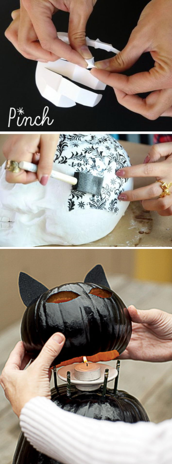 Fun and Easy DIY Halloween Decorating Projects.