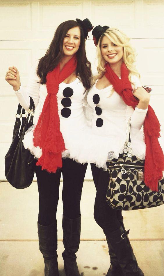 Olaf Inspired Costume.