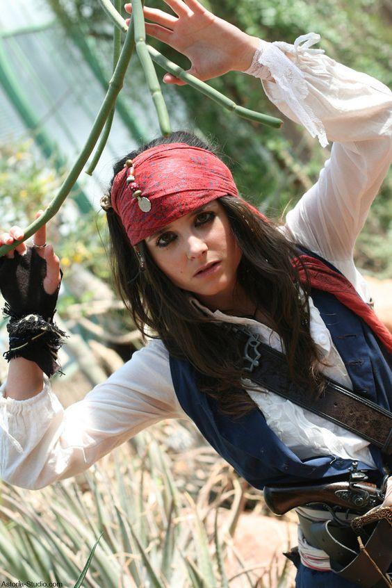 Pirate Costume.