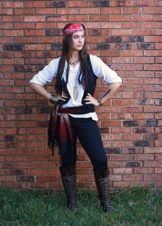 Pirate Costume.