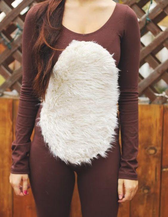 Deer Halloween Costume.