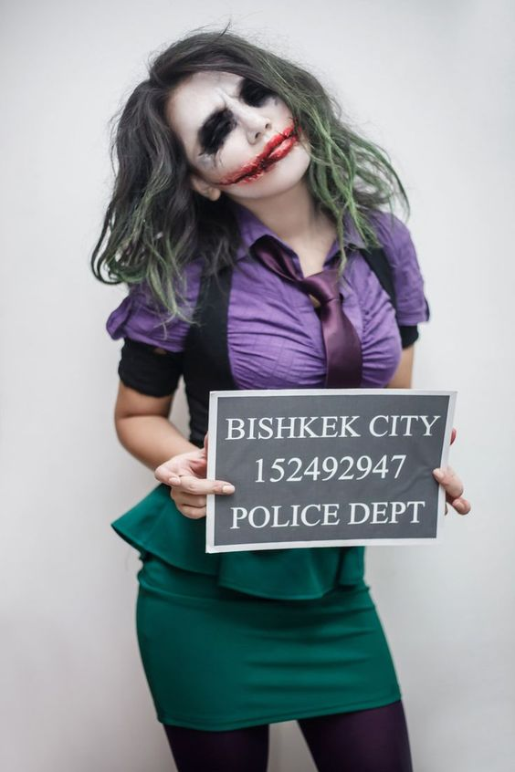 Sexy Female Joker.