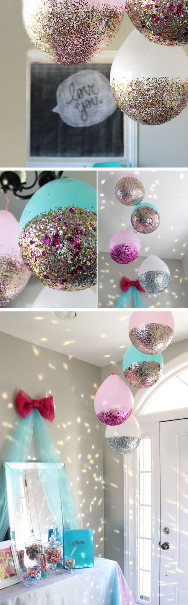 Awesome New Year Party Ideas with Lots of DIY Tutorials