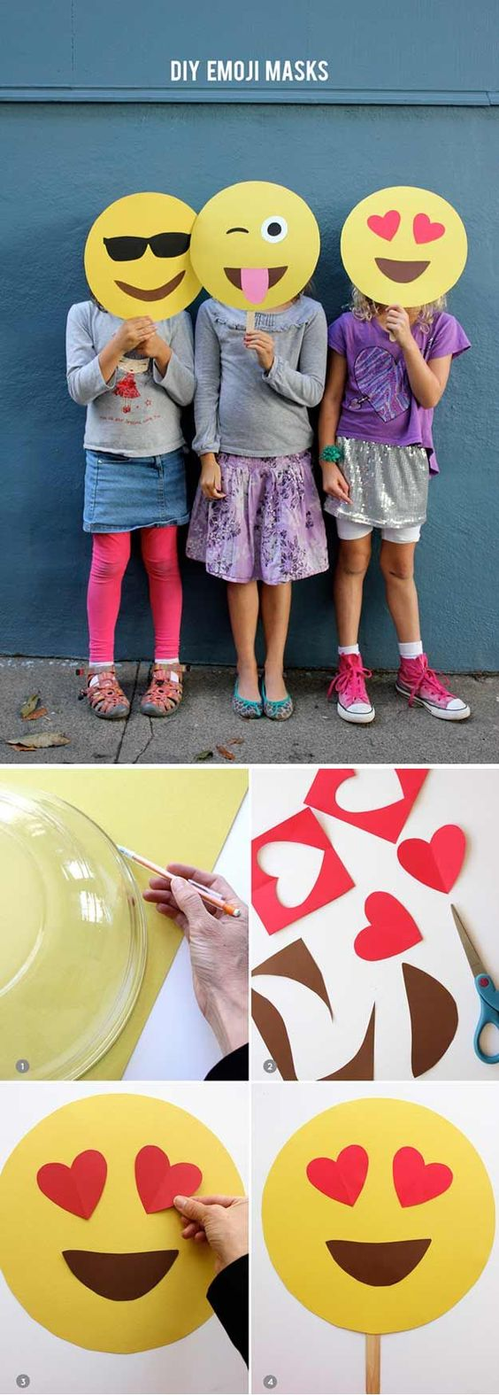 DIY Cute Photo Booth Props
