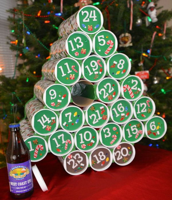 12 diy advent calendar ideas
