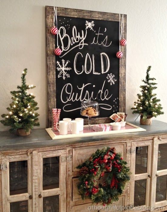 Rustic Christmas Sign.